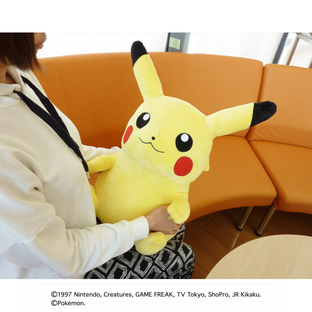 PC CUSHION PIKACHU [May 2017 Delivery]