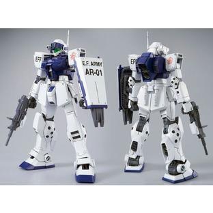 【C3 AFA 2017 Online Campaign 2.0】MG 1/100 GM SNIPER II [WHITE DINGO TEAM CUSTOM]