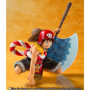 Figuarts ZERO MONKEY・D・LUFFY -ONE PIECE FILM GOLD Opening Ver.-