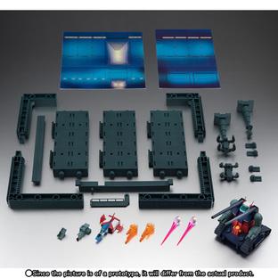 ROBOT SPIRITS 〈SIDE MS〉 RX-75-4 GUNTANK & WHITE BASE DECK ver. A.N.I.M.E.