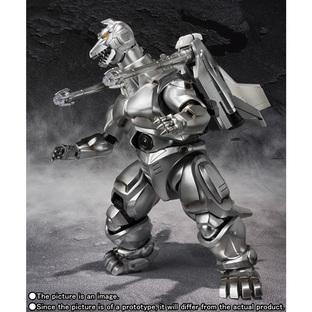 S.H.MonsterArts SUPER MECHAGODZILLA