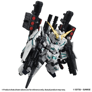 GUNDAM MOBILE SUIT ENSEMBLE EX01 FULL ARMOR UNICORN GUNDAM