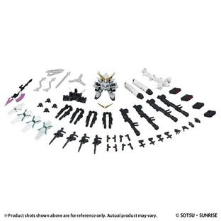 GUNDAM MOBILE SUIT ENSEMBLE EX01 FULL ARMOR UNICORN GUNDAM