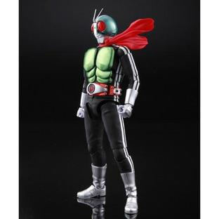 MG FIGURE-RISE 1/8 MASKED RIDER1(SPECIAL PLATED Ver.) [December 2016 Delivery]