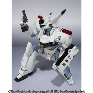 ROBOT SPIRITS 〈SIDE LABOR〉 INGRAM 2nd 【TYPE98 SPECIAL CONTROL VEHICLE & PAINT GUN SET LIMITED EDITION】