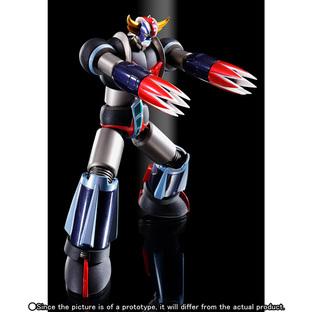 Super Robot Chogokin GRENDIZER -KUROGANE FINISH-