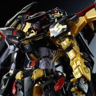 RG 1/144 GUNDAM ASTRAY GOLD FRAME AMATSU [February 2018 Delivery]