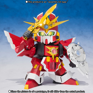 GANSO SD GUNDAM WORLD KIKOUSHIN ELGAIYER