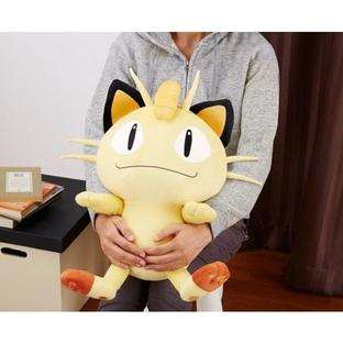 POKEMON PC CUSHION MEOWTH [March,2018 Delivery]