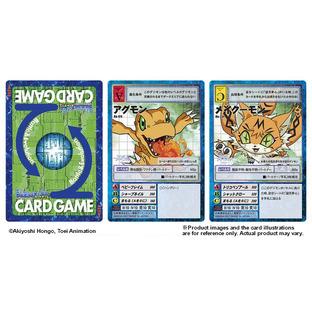 DIGIMON AD. TRI.1ST MEMORIAL CARD GAME