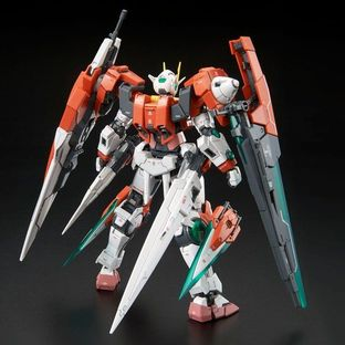 RG 1/144 00 GUNDAM SEVEN SWORD/G INSPECTION [March 2018 Delivery]