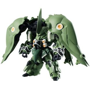 GUNDAM MS ENSEMBLE EX02 KSHATRIYA [Feb 2021 Delivery]