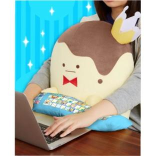 IDOLiSH7 PC CUSHION KING PUDDING