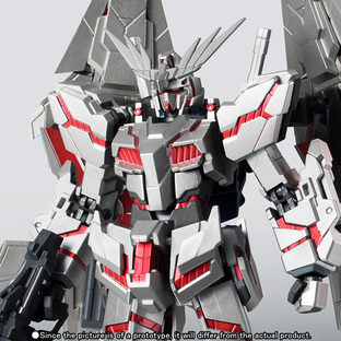 ROBOT SPIRITS 〈SIDE MS〉 UNICORN GUNDAM 03 PHENEX type RC (DESTROY MODE)