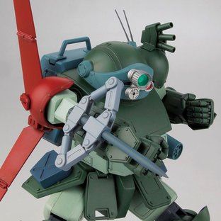 Armored Trooper VOTOMS 1/20 SCOPEDOG [INGE LEEMAN USE]