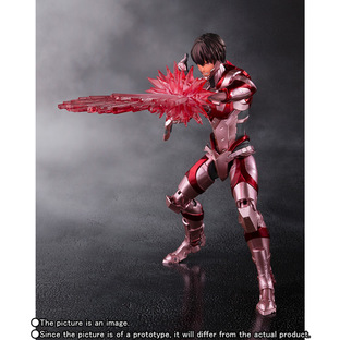 ULTRA-ACT x S.H.Figuarts ULTRAMAN Limiter Release Ver.