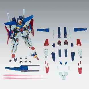 MG 1/100 ENHANCED ZZ GUNDAM Ver.Ka [February 2018 Delivery]
