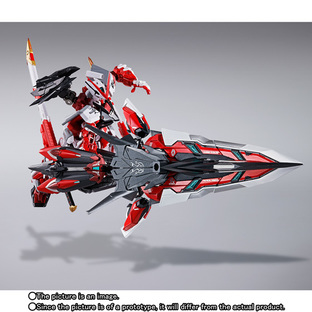 METAL BUILD GUNDAM ASTRAY RED FRAME KAI [October 2017 Delivery]