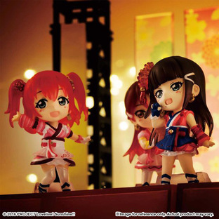 CHOCOLLECT PREMIER LOVELIVE! SUNSHINE!! 2