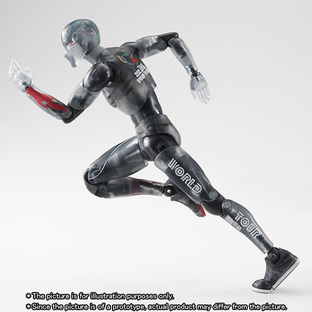 S.H.Figuarts BODY-KUN WORLD TOUR Ver.