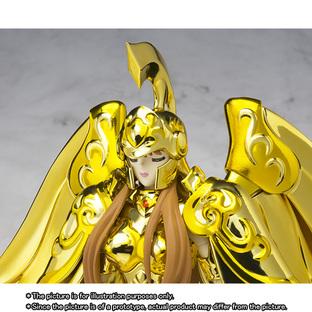 SAINT CLOTH MYTH GODDESS ATHENA -ORIGINAL COLOR EDITION-