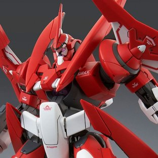 MG 1/100 DEBORAH'S ADVANCED GN-X [February 2018 Delivery]