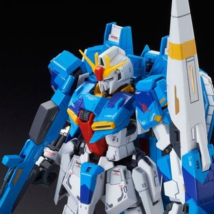 RG 1/144 ZETA GUNDAM RG LIMITED COLOR Ver. [Sep 2019 Delivery]
