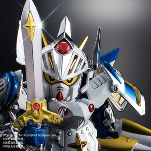 LEGENDBB VERSAL KNIGHT GUNDAM [METALLIC]