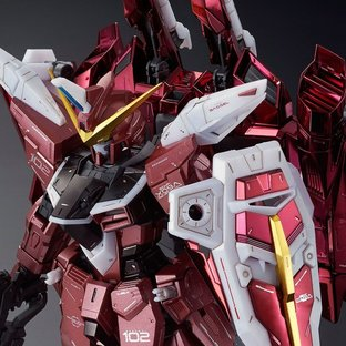 MG 1/100 JUSTICE GUNDAM [SPECIAL COATING]  [Jul 2021 Delivery]