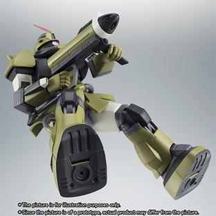 ROBOT SPIRITS 〈SIDE MS〉 MS-06M ZAKU MARINE TYPE ver. A.N.I.M.E.