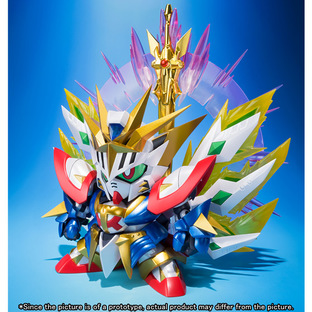 SDX Sun Knight God Gundam