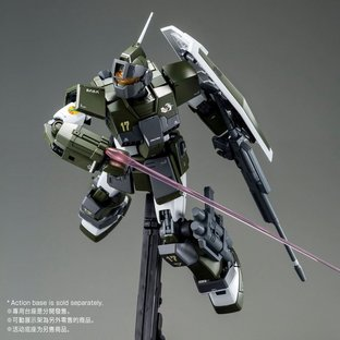 MG 1/100 RGM-79SC TENNETH A. JUNG'S GM SNIPER CUSTOM [March 2018 Delivery]
