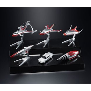 MECHA COLLECTION ULTRAMAN SERIES SCIENCE SPECIAL SEARCH PARTY SET [EXTRA FINISH] [January 2018 Delivery]