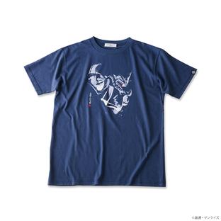 Gouf T-shirt—Mobile Suit Gundam/STRICT-G JAPAN Collaboration