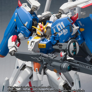 METAL ROBOT SPIRITS (Ka signature) 〈SIDE MS〉 Ex-S GUNDAM TASK FORCE α