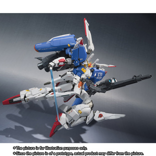 METAL ROBOT SPIRITS (Ka signature) 〈SIDE MS〉 Ex-S GUNDAM TASK FORCE α