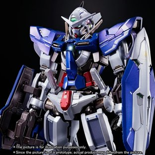 METAL BUILD GUNDAM EXIA (10th ANNIVERSARY EDITION)