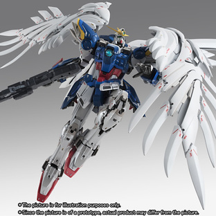 GUNDAM FIX FIGURATION METAL COMPOSITE WING GUNDAM ZERO (Endless Waltz Ver.)