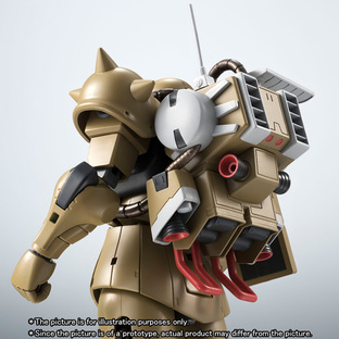 THE ROBOT SPIRITS 〈SIDE MS〉 MS-06F ZAKU MINE LAYER ver. A.N.I.M.E.