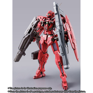 METAL BUILD GUNDAM ASTRAEA TYPE-F (GN HEAVY WEAPON SET)