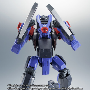 THE ROBOT SPIRITS 〈SIDE KMF〉 SUTHERLAND Purebloods type & Standard type parts set