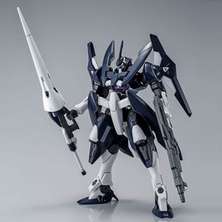 HG 1/144 ADVANCED GN-X [June 2018 Delivery]