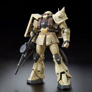 RG 1/144 MS-06F ZAKU MINELAYER
