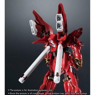 THE ROBOT SPIRITS 〈SIDE MS〉 SINANJU [REAL MARKING Ver.]