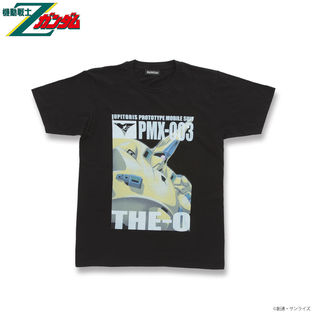 Mobile Suit Zeta Gundam Full Color T-shirt
