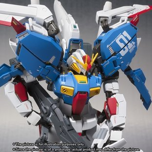 METAL ROBOT SPIRITS (Ka signature) 〈SIDE MS〉 S GUNDAM