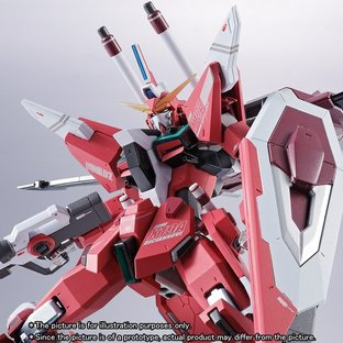 METAL ROBOT SPIRITS 〈SIDE MS〉 ∞ JUSTICE GUNDAM