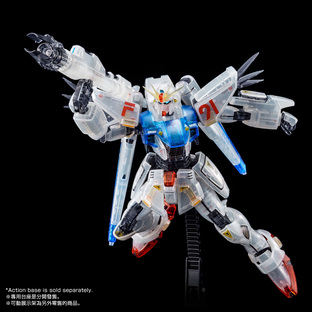 MG 1/100 GUNDAM F91 Ver.2.0 (AFTERIMAGE COLOR) [May 2019 Delivery]