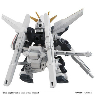MS ENSEMBLE EX07 GUNDAM DX&G FALCON SET