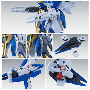 MG 1/100 VICTORY TWO ASSAULT BUSTER GUNDAM Ver.Ka [March 2019 Delivery]